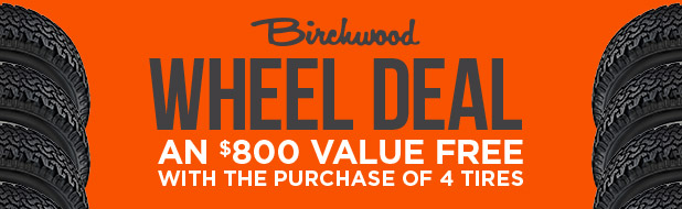 Birchwood Wheel Deal