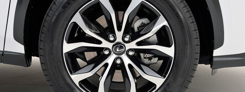 Lexus Tire Price Match