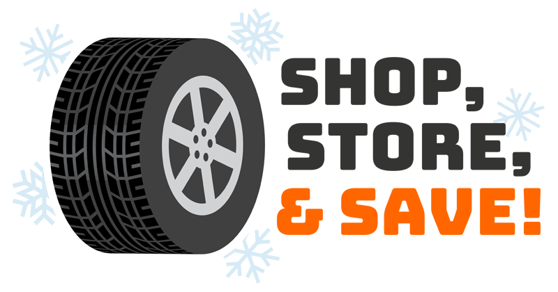 Shop, Store, and Save with Birchwood Tires